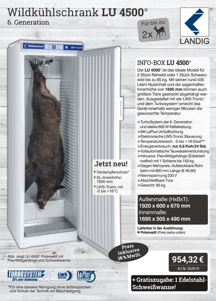 LU 4500 - Hier klicken für mehr Infos und bestellen