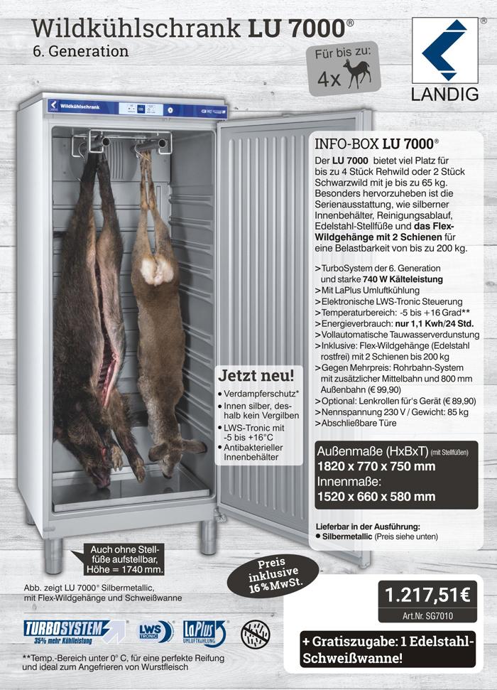 LU 7000 - Hier klicken für mehr Infos und bestellen