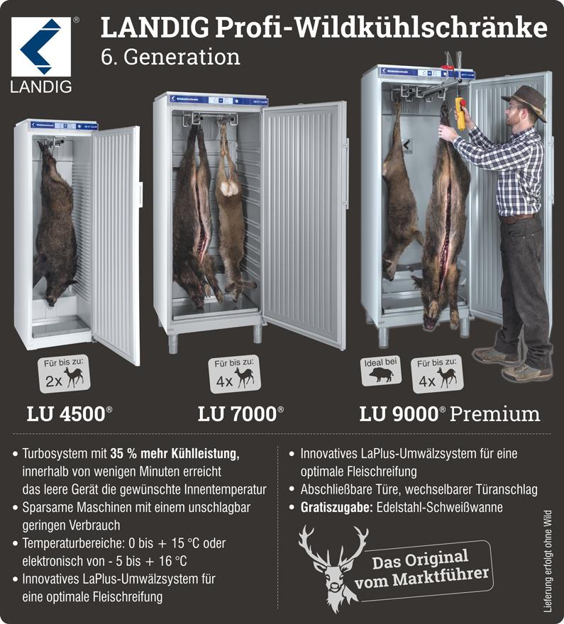 Gebraucht oder 2.-Wahl Wildkühlschrank